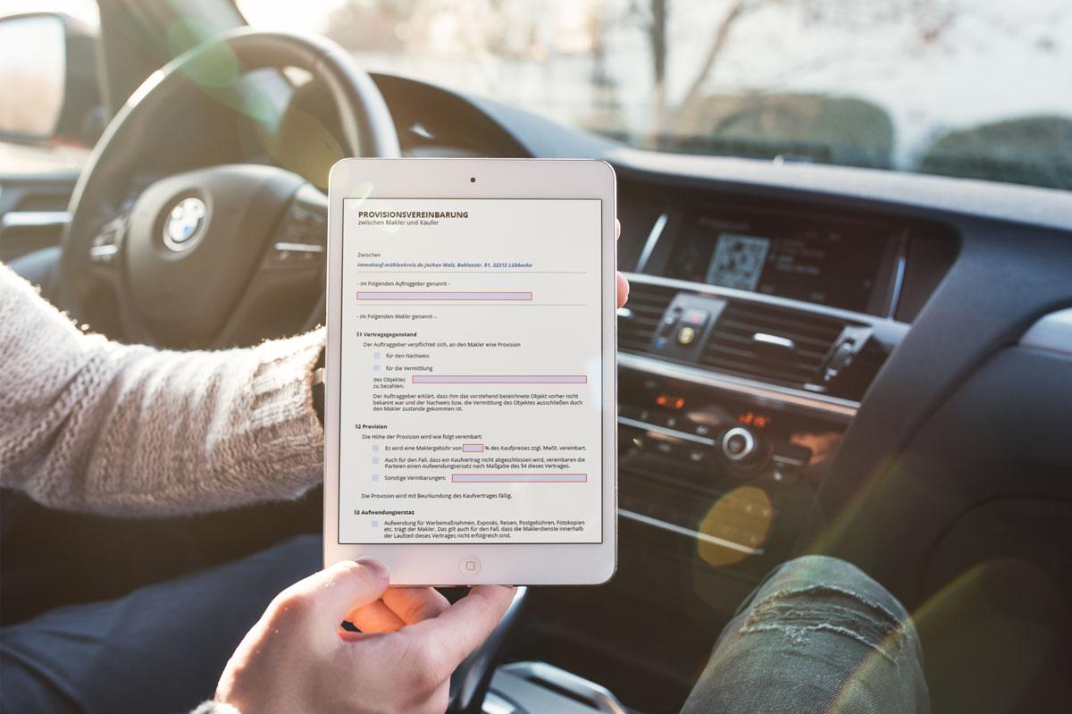 PDF Formular erstellen lassen - Ihr Service aus Berlin - Jochen Walz